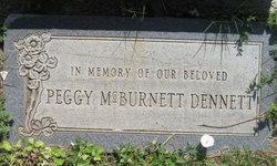 Peggy Joyce <i>McBurnett</i> Dennett