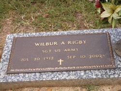 Wilbur Adolphus Rigby
