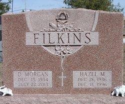 Delbert Morgan Filkins