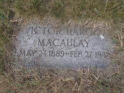 Victor Harold Macaulay