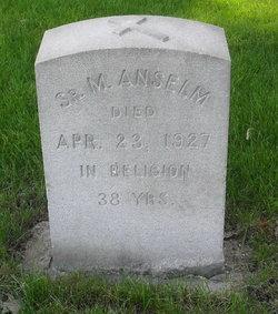 Sr Mary Anselm