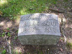 Elizabeth <i>Boland</i> Burchard