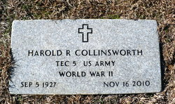 Harold R. Collinsworth, Sr