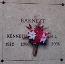 Helen L. <i>Satterfield</i> Barnett