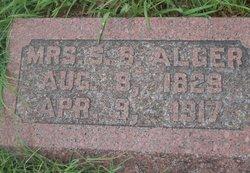 Charlotte E. <i>Taft</i> Alger