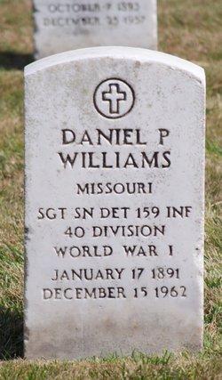 Daniel P Williams
