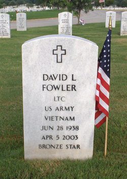 David Lloyd Fowler