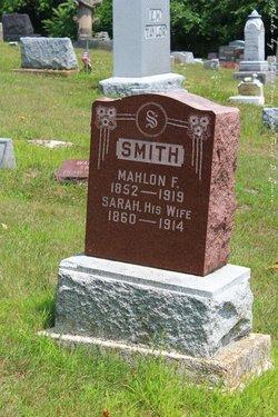 Mahlon Francis Smith