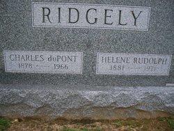 Helene <i>Rudolph</i> Ridgely