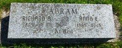 Anna E. <i>Lunde</i> Abram
