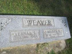 Vernal Edward Vernie Weaver