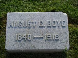 August C Boye