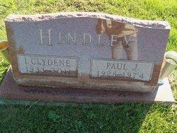 Ila Clydene <i>Hixenbaugh</i> Hindley