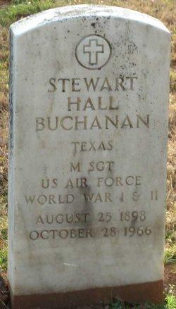 Stewart Hall Buchanan
