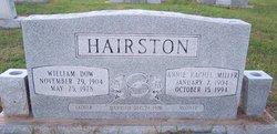 Annie Rachel <i>Miller</i> Hairston