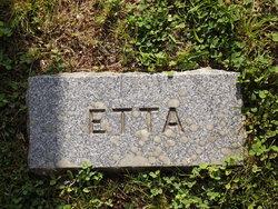 Etta Maude <i>Smith</i> Bailey
