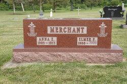 Anne Elizabeth <i>Thole</i> Merchant