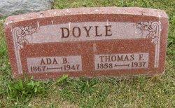 Thomas Francis Doyle