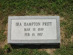 Ira Hampton Pritt