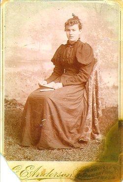 Annie Mariah <i>Dobson</i> Alexander