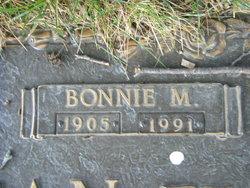 Bonnie Mae <i>Foust</i> Dunagan