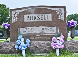 Blanche Pursell