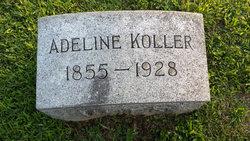 Adeline <i>Hinkle</i> Koller