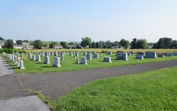 New Holland Mennonite Cemetery