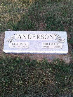 Thelma <i>Martin</i> Anderson
