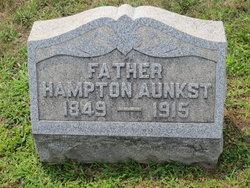 Hampton Brady Aunkst