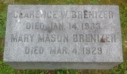 Mary Mason <i>Scott</i> Brenizer