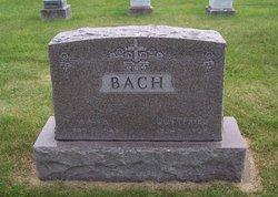 Anna M <i>Loeffers</i> Bach