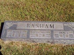 Alex C Basham