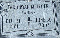 Tadd Ryan Metzger
