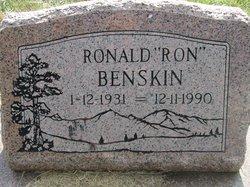 Ronald 'Ron' Benskin