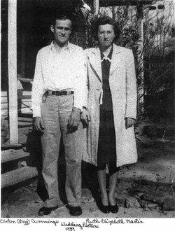 Ruth Elizabeth <i>Martin</i> Cummings Brown