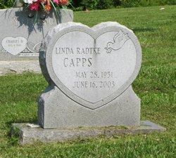 Linda L. <i>Radtke</i> Capps