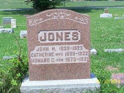 John H Jones