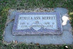 Rebecca Ann Merritt