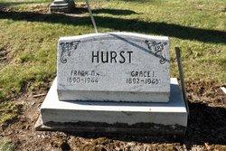 Grace I. <i>Tindall</i> Hurst