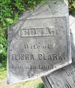 Edna <i>Mattocks</i> Clark