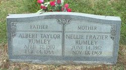 Nellie <i>Frazier</i> Rumley