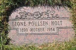 Leone <i>Poulsen</i> Holt