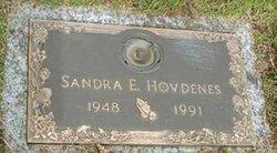 Sandra E. Hovdenes