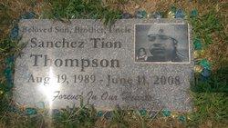 Sanchez Tion Thompson
