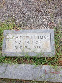 Gueary Wilson Pittman