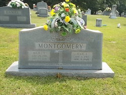 Hazel E. Jo <i>Warhurst</i> Montgomery