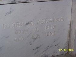 Flora M. <i>Perry</i> Abraham
