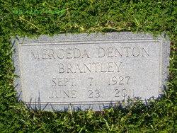 Merceda <i>Denton</i> Brantley
