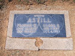 Clara Ruth <i>McMahan</i> Astill
